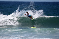 Newcastle Surfest Stockfotos