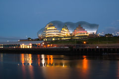 Newcastle upon Tyne Royalty Free Stock Photography