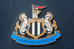 Newcastle United Stock Image