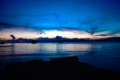 Newday αυγή Στοκ Εικόνα