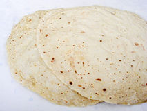 Newest and best looking bread, pictures of turkish yufka bread Royalty Free Stock Photography