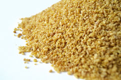 The newest and most natural turkey bulgur pictures Stock Image