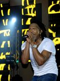 The Newest Newsboys, Michael Tait Royalty Free Stock Image