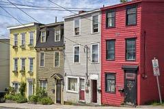 Newfoundland Houses Stock Photos