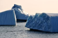 Newfoundland Iceberg Stock Photography