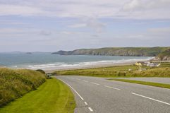Newgale Bay Stock Photography