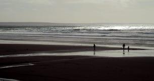 Newgale Beach royalty free stock photo