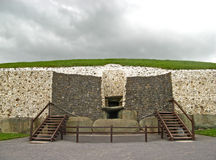 Newgrange 01 Royalty Free Stock Photography