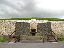Newgrange 01 fotografia stock libera da diritti