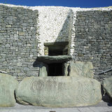 Newgrange Royalty Free Stock Image