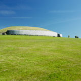Newgrange. In County Meath, Ireland Royalty Free Stock Image