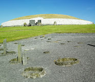 Newgrange Royalty Free Stock Photo