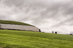 Newgrange Arkivfoto