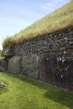 Newgrange Fotografía de archivo libre de regalías
