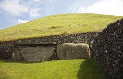 Newgrange Imagenes de archivo