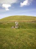 Newgrange Imágenes de archivo libres de regalías