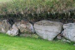 Newgrange Fotografie Stock