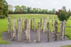 Newgrange Immagini Stock
