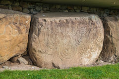 Newgrange Immagini Stock Libere da Diritti