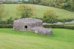 Newgrange Fotografia Stock