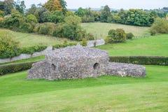 Newgrange Immagine Stock