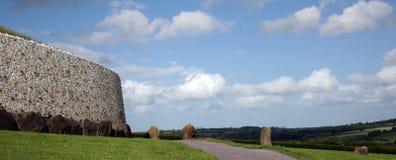 Newgrange Photos libres de droits