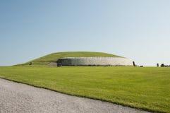 Newgrange, Cie. Meath - Irlande Photographie stock libre de droits