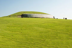 Newgrange, Co. Meath - Ireland Stock Photos