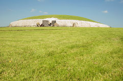 Newgrange, Co. Meath - Ireland Stock Photography