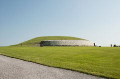 Newgrange, Co. Meath - Ireland Royalty Free Stock Photography