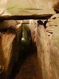 Newgrange entrance royalty free stock photography