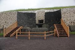 Newgrange, Ireland Royalty Free Stock Image