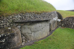 Newgrange, Ireland Stock Photos