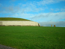 Newgrange, Irlande Images stock