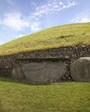 Newgrange Stock Image