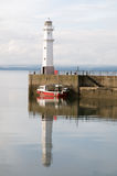 Newhaven Lighthouse Royalty Free Stock Photo