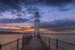 Newhaven Lighthouse Stock Photos