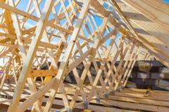 Newl-Bau-Hauptgestaltung Lizenzfreies Stockbild
