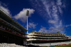 Newlands Cricket Ground. The Newlands Cricket Ground in Cape Town Royalty Free Stock Photo
