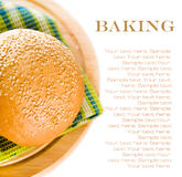 Newly baked bread Royalty Free Stock Images