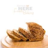 Newly baked bread Stock Photos