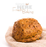 Newly baked bread Royalty Free Stock Photo