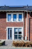 Modern houses  Netherlands Royalty Free Stock Images