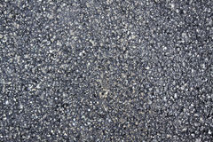 The newly laid asphalt Royalty Free Stock Photos