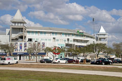 The Newly Remodeled Hammond Stadium Stock Image