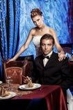 Newlywed Royalty Free Stock Photo