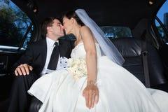 Newlywed Couple Royalty Free Stock Images