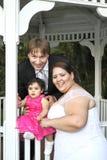 Newlyweds Fotos de Stock