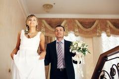 Newlyweds Stock Photos