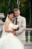 Newlyweds Royalty Free Stock Image